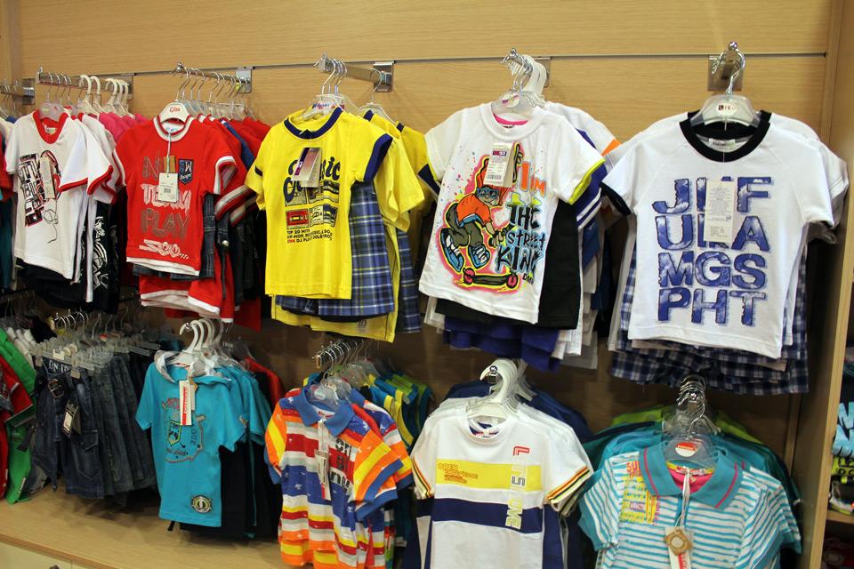 mở shop online kinh doanh quần áo trẻ em