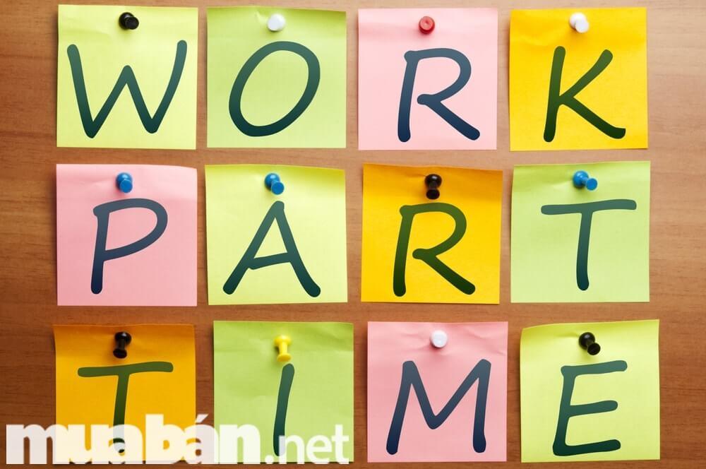 tìm việc làm thêm tại nhà