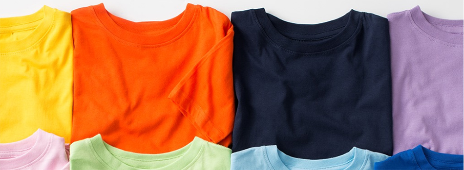 áo thun trẻ em 100% cotton