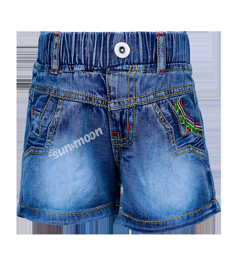 quần jean bé gái sun moon