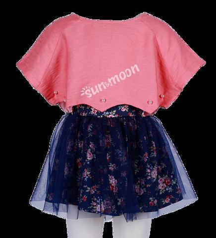 váy bé gái sun moon