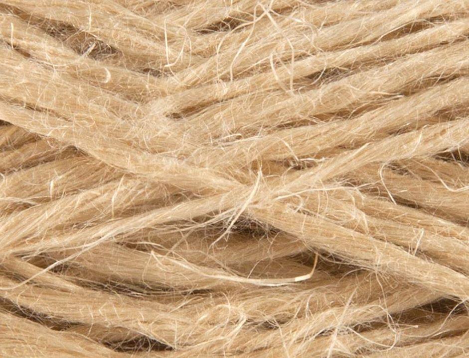 sợi vải linen nguyên chất