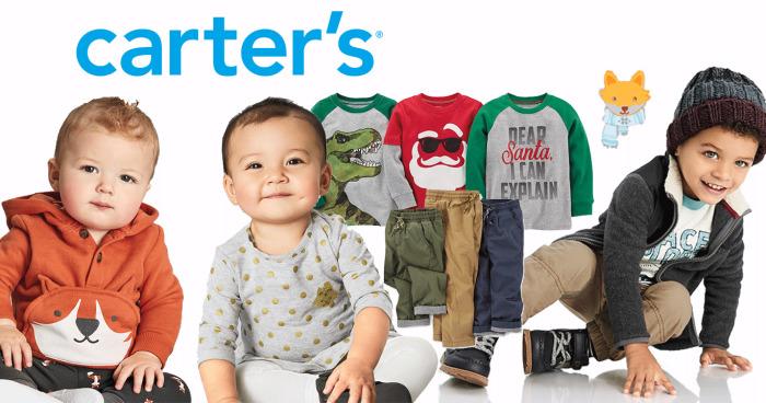 quần áo trẻ em carter