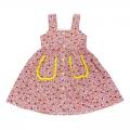 Đầm bé gái hoa nhí-DG2290602