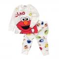 Bộ thun trai gái Elmo-BT2150701