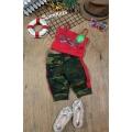 BG200502 - Bộ lính ngầu cho bé gái