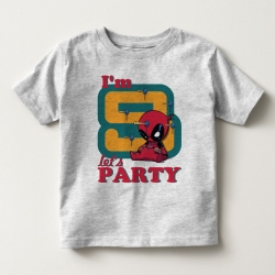 Áo thun trẻ em in Spiderman 9 tuổi (4 màu)