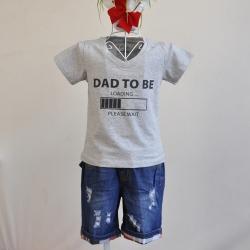 kidset áo thun quần jean trẻ em