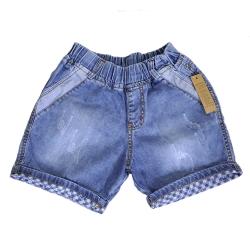 SJB68005 - Quần Short jean bé trai.