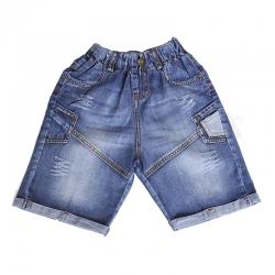 SJB68008 - Quần Short jean bé trai ( 8 size - 2 màu ).