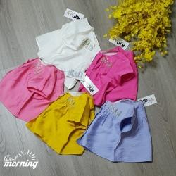 AG050304 - Áo kiểu tơ sọc