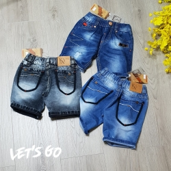 QT110301 - Jean trai-COTTON