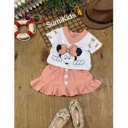 BV250701 - Đầm Mickey dễ thương