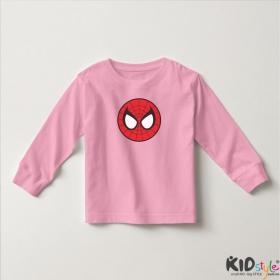 Áo thun tay dài in Mặt Spiderman (4 màu)