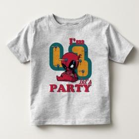 Áo thun trẻ em in Spiderman 4 tuổi (4 màu)