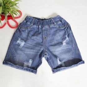 SJB68006 - Quần Short jean bé trai ( 8 size - 2 màu ).