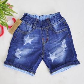 SJB68007 - Quần Short jean bé trai ( 8 size - 2 màu ).