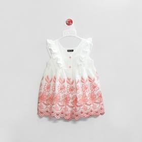 DG010402 - Đầm vải cotton mềm