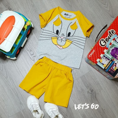 DB0150219 Bộ trai thỏ ngộ nghĩnh