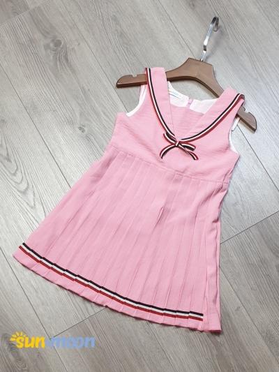DG110601 - Đầm kiểu cho bé gái