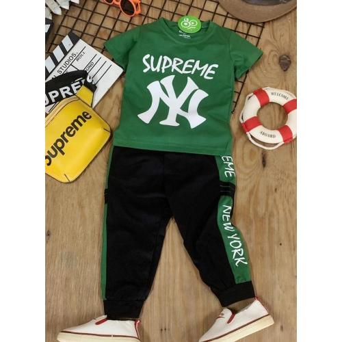 Bộ thun quần dài NY- BG2070701