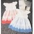 DG300902-Đầm xô tay con bèo eo thêu