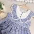 Váy bông xanh JR485- DG2290601