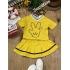 Kid202001-set chân váy Mickey