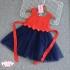 Đầm công chúa kate phối chân ren 1-8