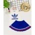 BG230401 - Sét váy 3 lỗ bé gái thể thao